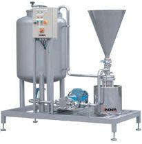 动态混合机 / 分批 / 液体/固体 / 食品工业