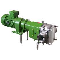 食品卫生泵 / 电动 / 凸轮转子 / 用于研磨液