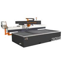 水刀切割机 / CNC / 3 轴 / 桥式