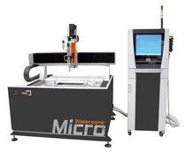 水刀切割机 / CNC / 高精度 / 紧凑型