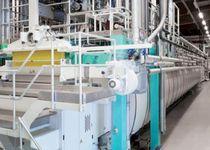 热空气式干燥机 / 食品工业用 / 连续 / 清洁