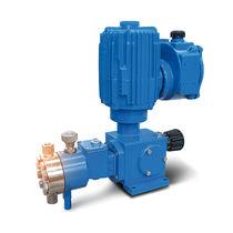 化学泵 / 液压操控 / 隔膜 / 正常启动式
