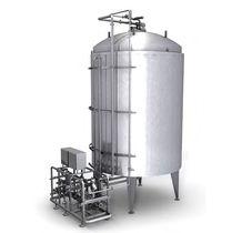 无菌贮液罐 / 饮料 / 存储 / 加工