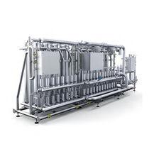 隔膜超滤设备 / 用于水 / 不锈钢