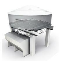 液体分离器 / 用于固体 / 食品工业 / 工艺流程