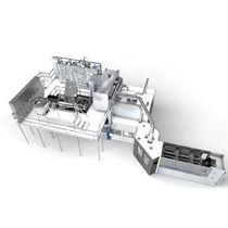 无菌灌装封盖一体机 / 液体 / 自动