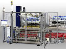 顶部装载装箱封箱一体机 / 自动 / 用于瓶子 / 食品饮料行业
