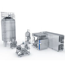 液体/液体热交换机 / 液体/气体 / 无菌 / 食品工业