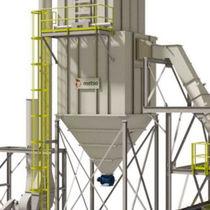 重力测定分离器 / 用于固体 / 干式 / 矿工用