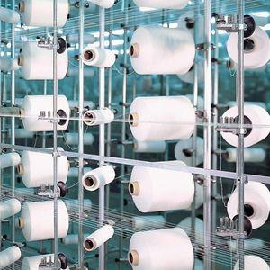 纺织品线筒子架