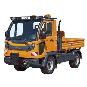 柴油运输车 / 多功能 / 侧卸