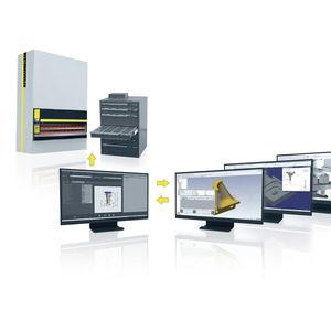 模拟软件 / CAM / 用于工具管理 / 接口