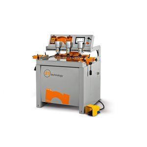 单头加工式多机轴钻床 / 用于木材加工