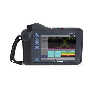超声波探伤仪 / 用于 CND / 手提