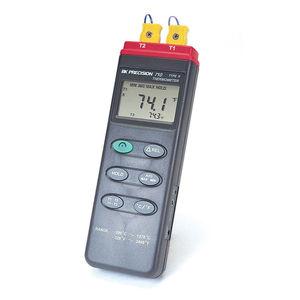 热电偶温度计 / 数字 / 手持式 / 数据采集功能