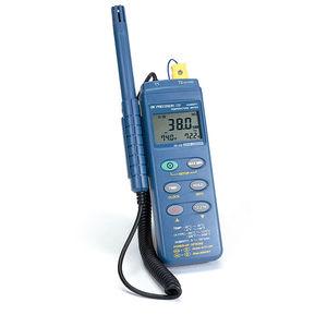 温度数据采集器 / 相对湿度 / RS-232C / LCD显示