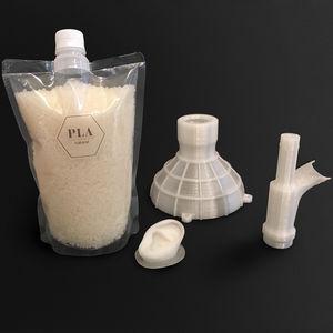 PLA3D打印颗粒 / 白色
