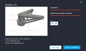 模型制作3D打印软件