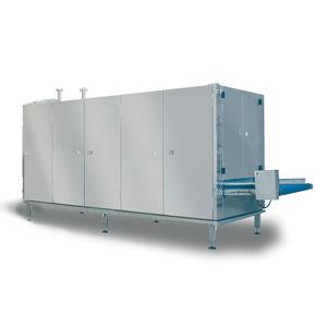 面团冷却装置 / 空气 / 不锈钢 / 风冷式