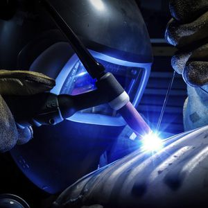 TIG焊接 / 钢 / 不锈钢 / 工业
