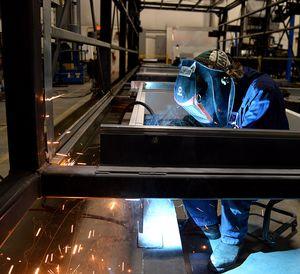 MIG-MAG焊接 / 钢 / 不锈钢 / 工业