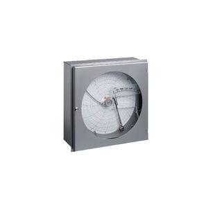 有纸记录仪 / 温度 / 压力 / 圆形