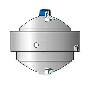 隔膜蓄能器