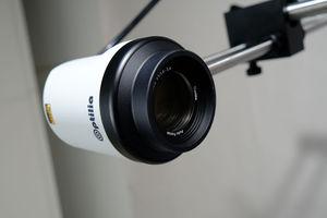 工业检测摄像头 / HD / 缩放 / 用于测量