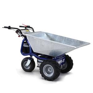 轮胎式小型自卸车