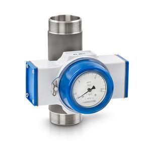 机械流量控制器 / 液体 / 带指示器 / 不锈钢