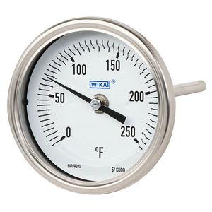 双金属温度计 / 表盘 / 插入型 / 坚固