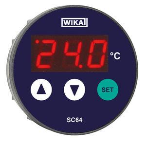 数字温控器 / 电热 / 工业 / 用于冷冻系统