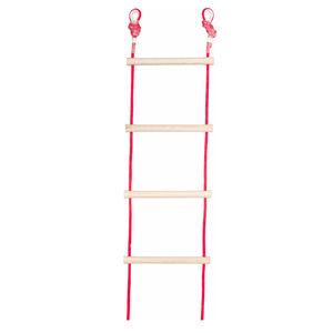 绳索式梯子