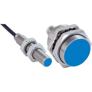 电感接近传感器 / 螺纹圆柱 / 耐用型 / 用于严苛环境