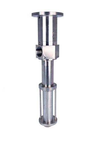 定量泵 / 用于胶 / 偏心螺旋式 / 用于高粘度液体 3VMP22 ViscoTec Pumpen- u. Dosiertechnik GmbH