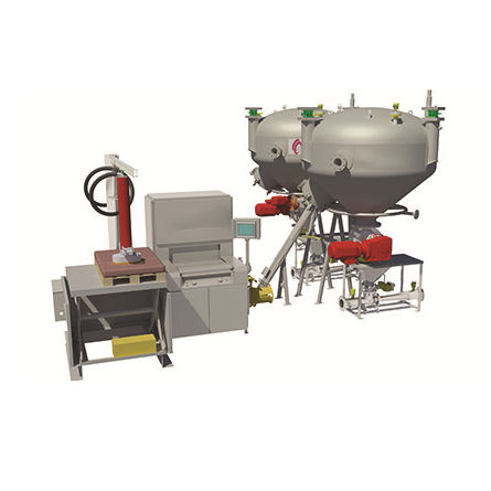 钻井液混合系统