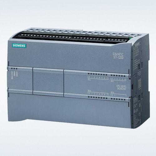 紧凑型可编程控制器 / 集成式 / 内置I/O / 模块化