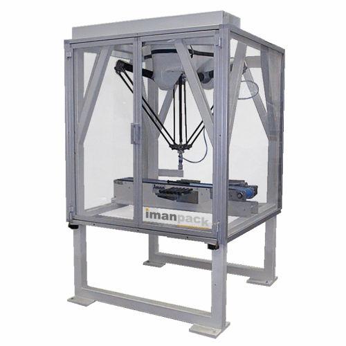 上下料机器人 / 取放式 / 包装 IMANPACK Packaging & Eco Solutions S.p.a.