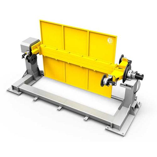 机动定位器 / 旋转 / 单轴 / 用于机器人 PTDO COMAU Robotics