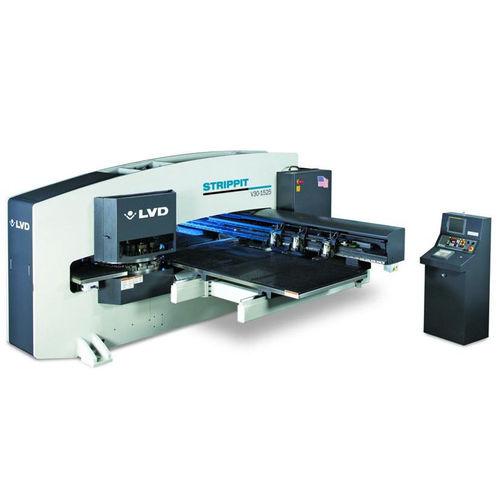 CNC数控冲床 / 液压 / 电动 / 用于金属板 STRIPPIT V series LVD