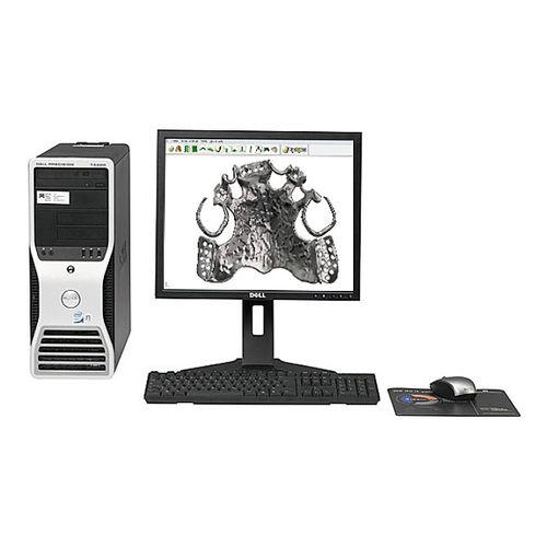CAD软件 / 扫描仪
