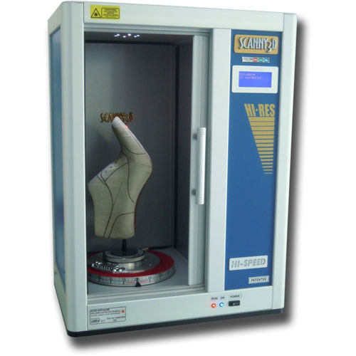 3D扫描仪 / 具有逆向工程软件 / 高速 BASE SCANNY3D SRL