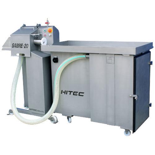 香肠去皮机 / 高速 SABRE-20 Hitec Co., Ltd.