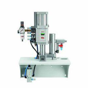 胶泵 / 气动式 / 双活塞 / 电子控制式 DDP series Baumer hhs
