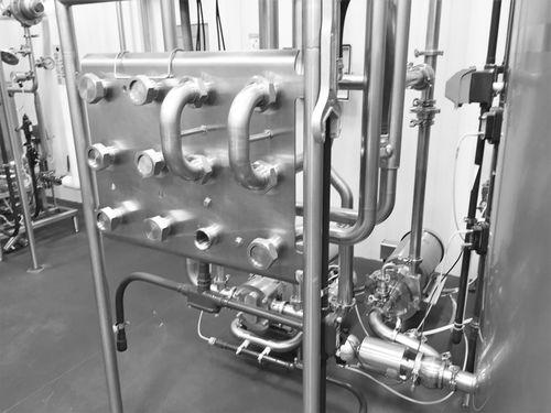 多通型流量分配器 / 不锈钢 GD Process Design, LLC