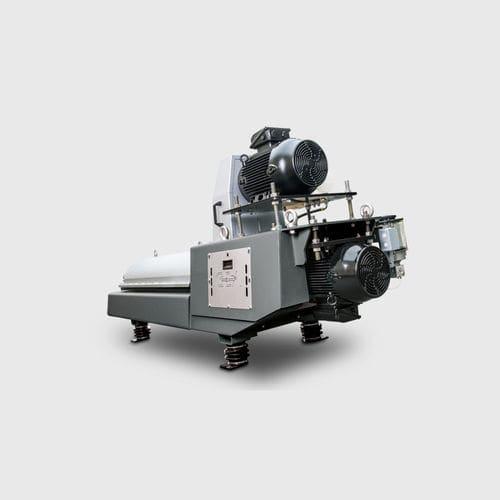 离心滗析器 / 卧式 / 用于橄榄油 GEA Westfalia Separator