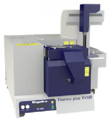 温度分析仪 / 碳氢化合物 / 实验台式 / 连续式 TG-DTA  Rigaku