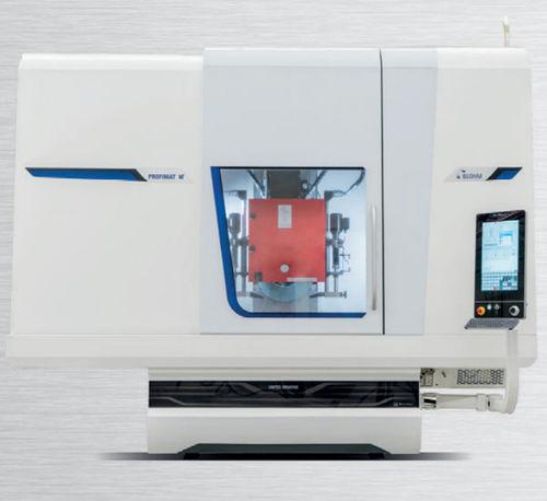 平面磨床 / 用于金属型材 / CNC数控 / 高精度