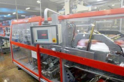 自动收缩包装机 / 用于纸板 / 用于包装盒 / 用于瓶子 Vega S series OCME
