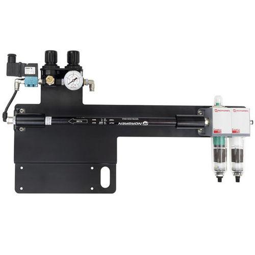 空气鼓风干燥系统 / 硫化 Focke Meler Gluing Solutions, S.A